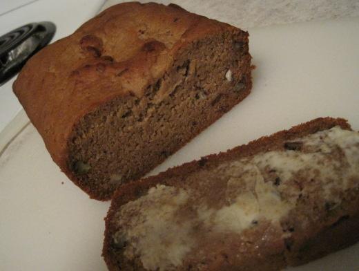 Pumpkin Chai Bread