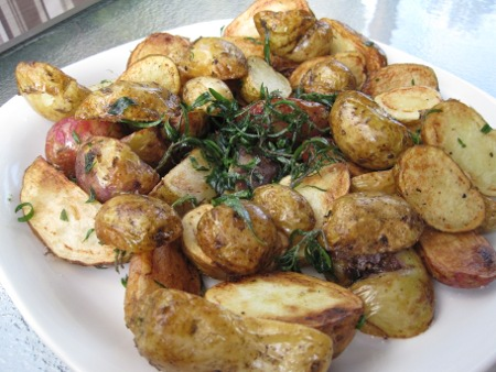 Tarragon Home Fries