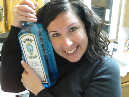 Bombay Sapphire is Glory in a Blue Bottle