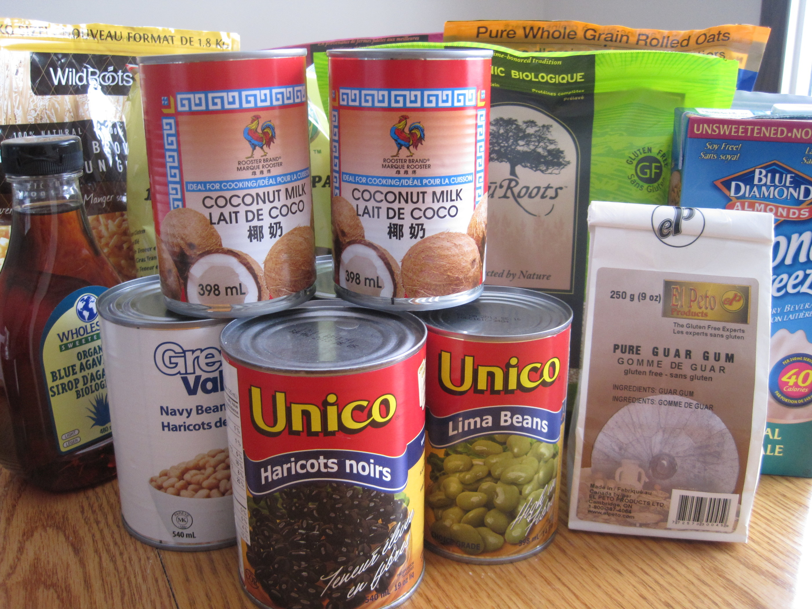 Essentials of a Gluten Free Vegan Pantry