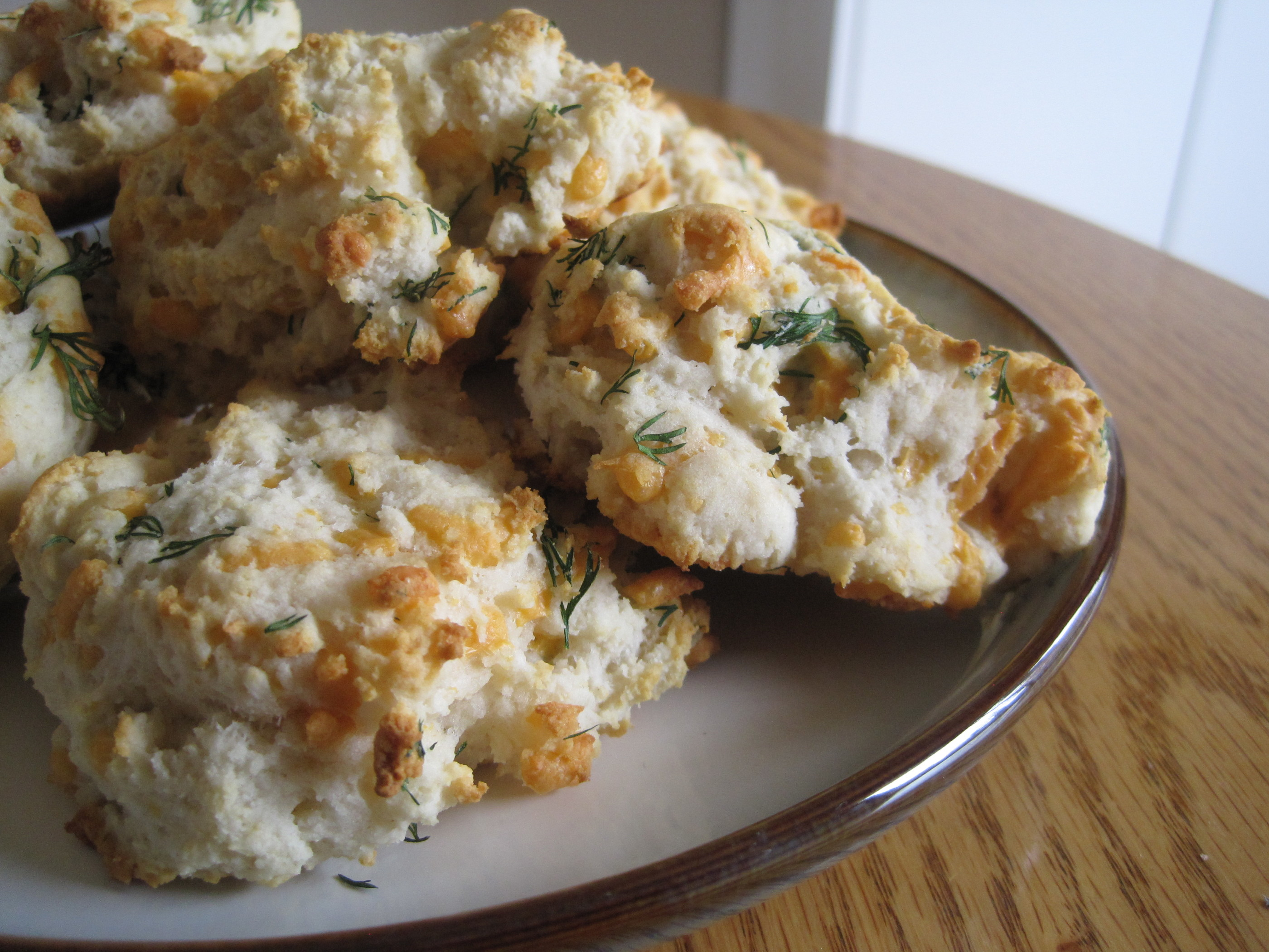 {product review} Better Batter Biscuit Mix and My Cheddar Dill Biscuits