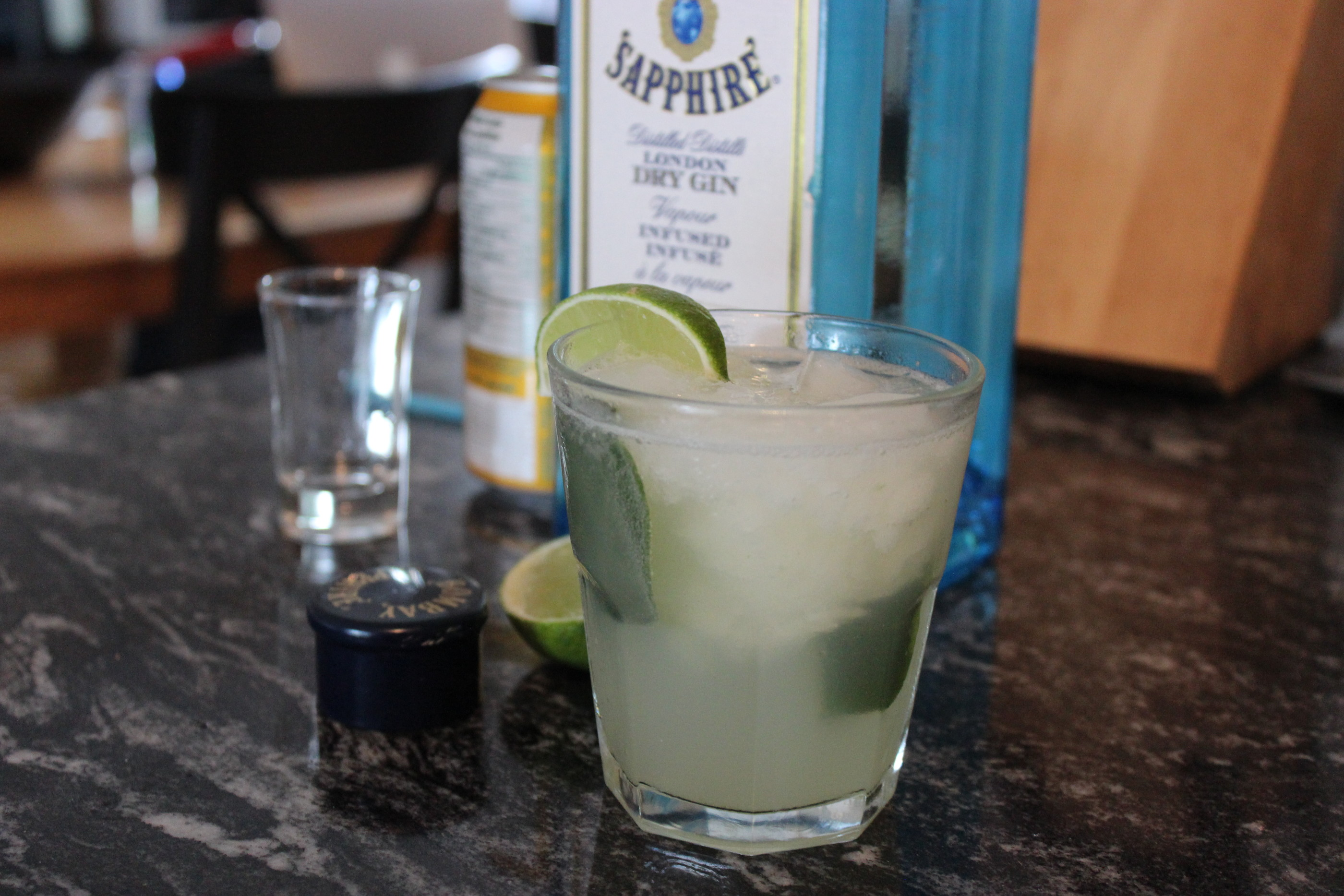 {fast friday} The Ultimate Gin & Tonic