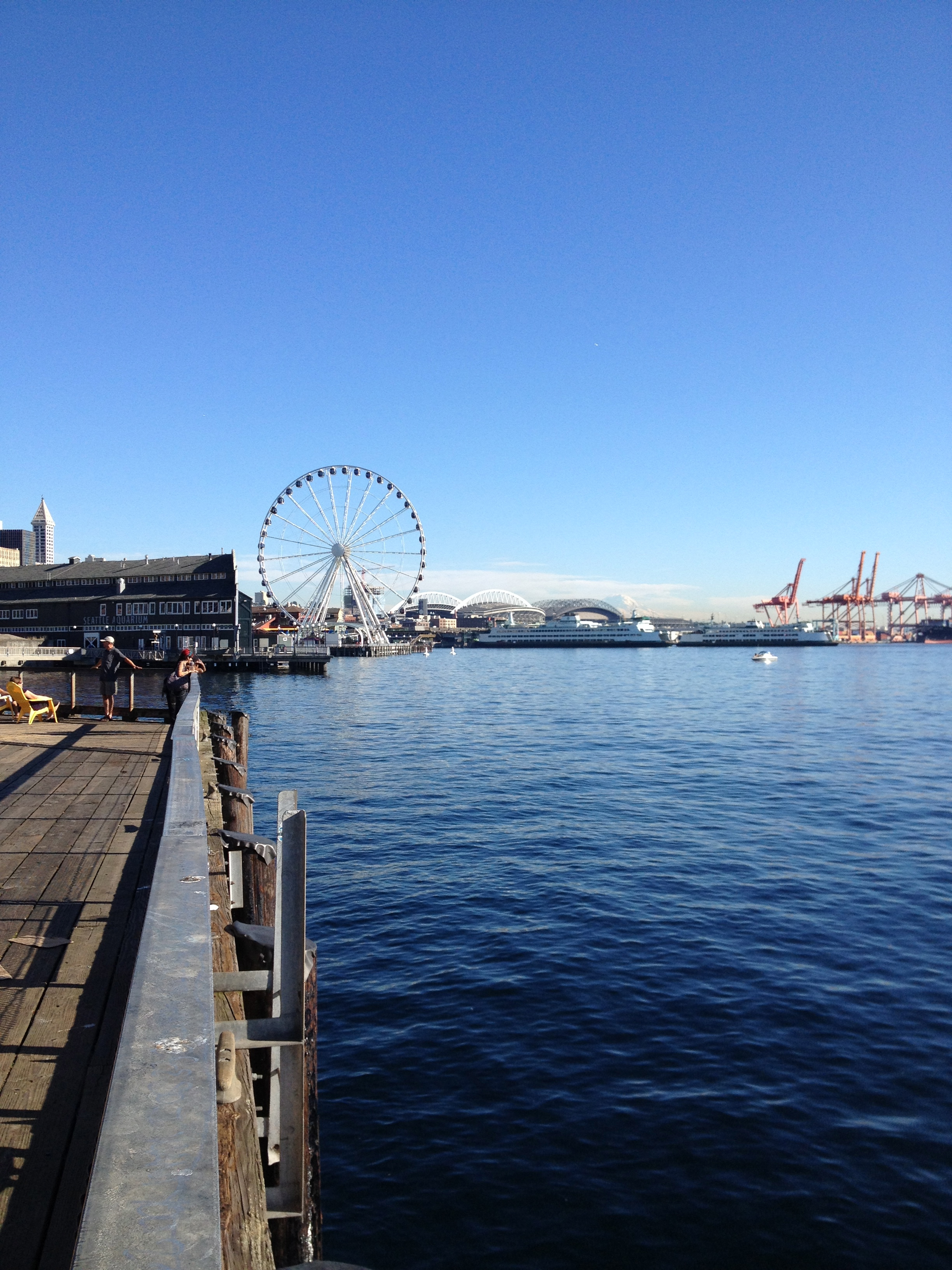 The Things I Ate in Seattle – Part 1