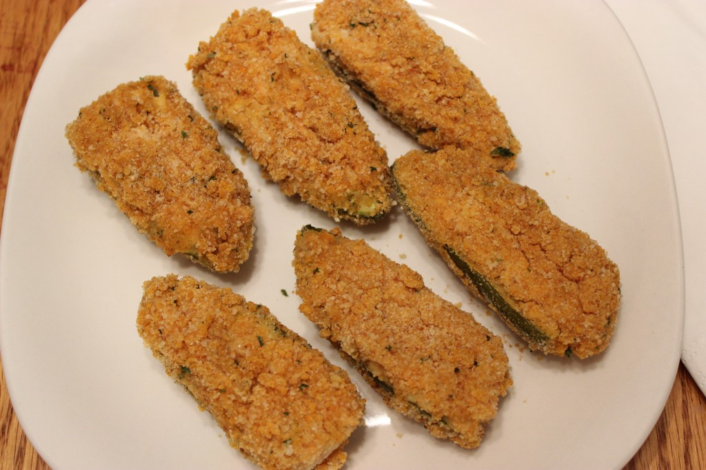 Vegan Jalapeño Poppers | The Gluten Free Vegan