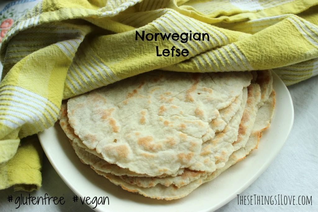 Norwegian Lefse