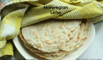 Lefse – Norwegian Flatbread