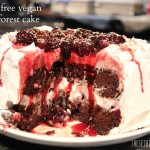 Black Forest Cake {gluten free, vegan}