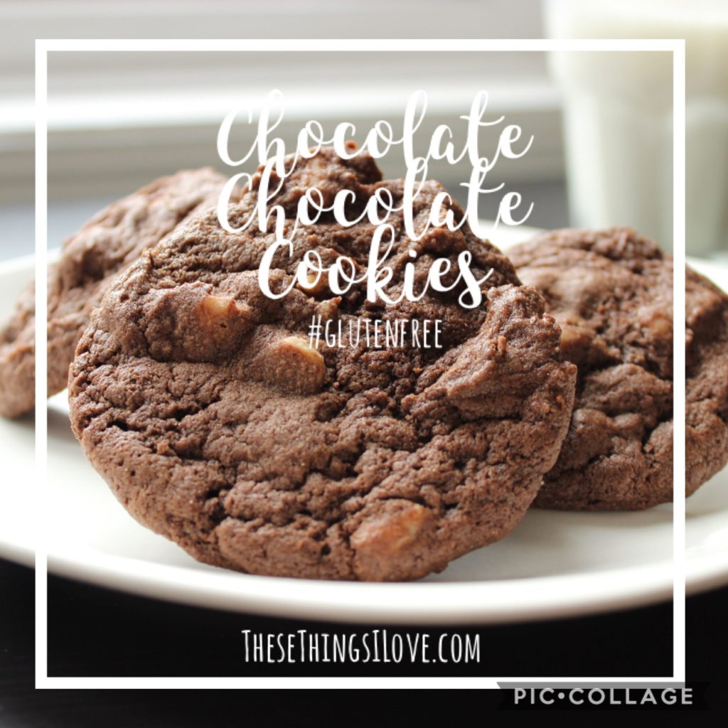 Chocolate Chocolate Cookies