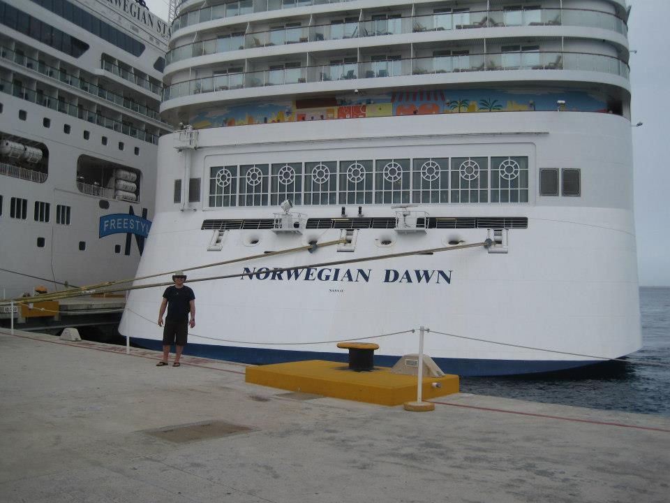 The Gluten Free Vegan – On A Boat!